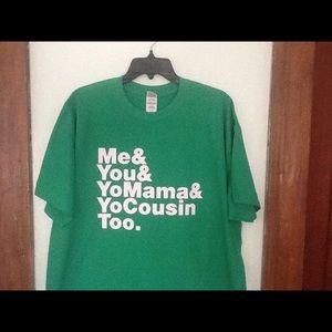 "OutKast ""Me&You"" T-shirt New Hip hop"